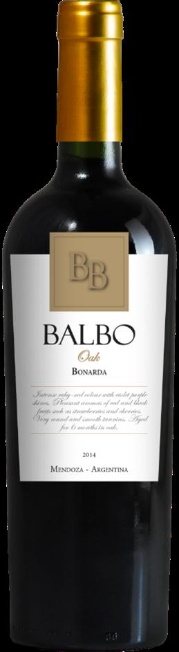 Balbo Oak Bonarda - 75cl