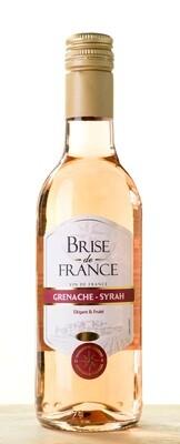 BRISE DE FRANCE VDF GRENACHE/SYRAH ROSÉ - 25cl