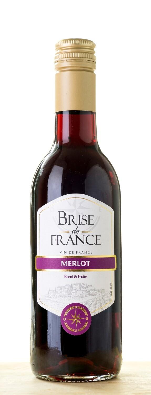 BRISE DE FRANCE VDF MERLOT - 25cl