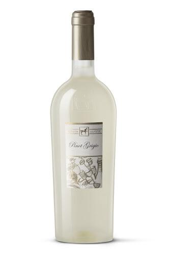 Tenuta Ulisse Pinot Grigio, IGP - 75cl