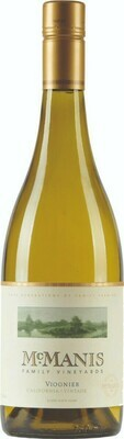 MCMANIS FAMILY VINEYARDS, RIVER JUNCTION VIOGNIER