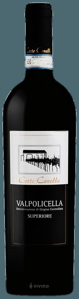 Valpolicella DOC Superiore - Corte Canella - 75cl