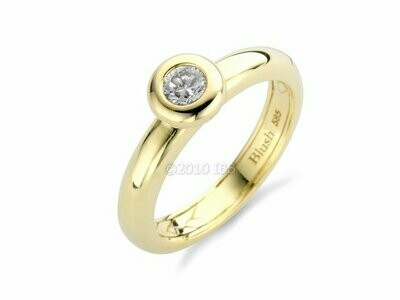 Blush ring geel 1061YZI