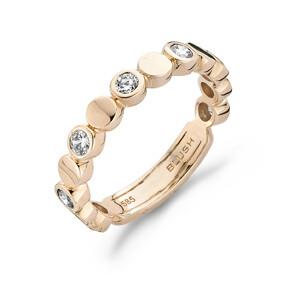 Blush ring rosé goud 1039RZI