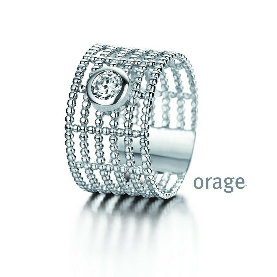 Orage ring AA120 wit