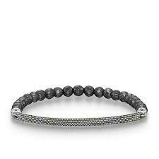 Thomas Sabo armband Love Bridge LBA0010 grijs