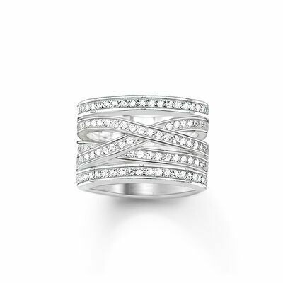 Thomas Sabo ring TR2013