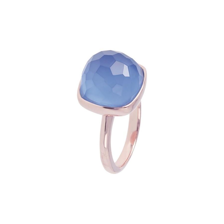 Bronzallure ring WSBZ00632 blauw