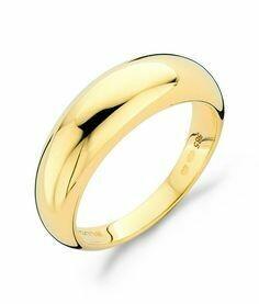 Blush ring 14 kt goud1034ygo