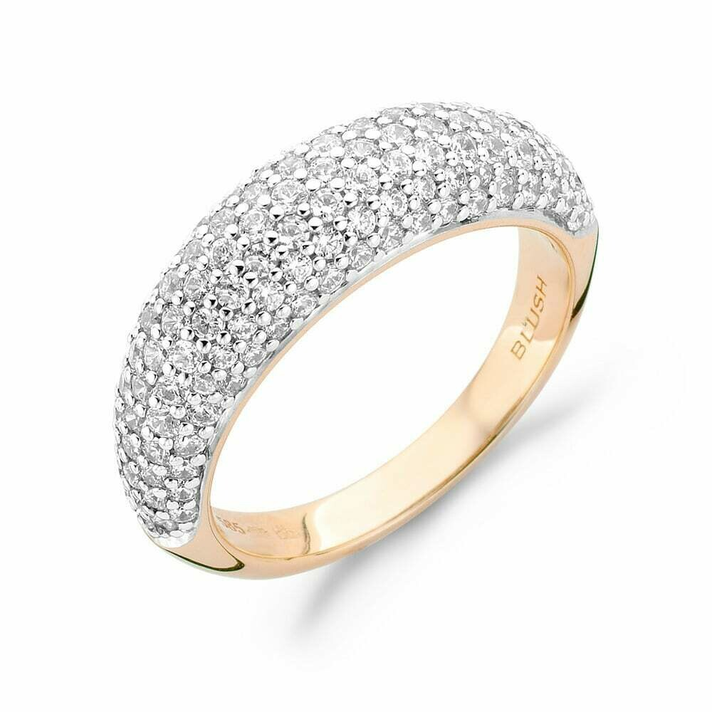 Blush ring goud 14 kt 1032rzi