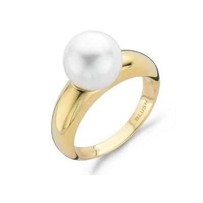 Blush ring 14 kt goud met parel 1022ypw