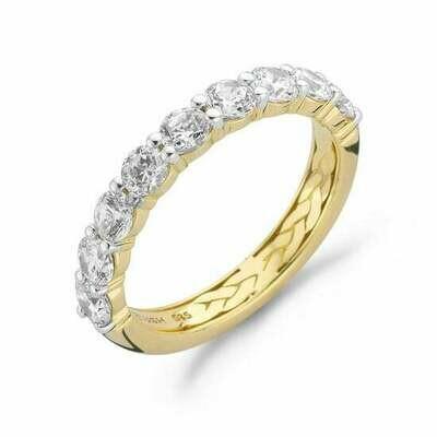Blush ring 14 kt goud 1038yzi