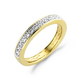 Blush ring 14 kt goud 1058rzi