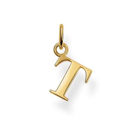 Thomas Sabo hanger PE607 goud