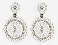 LK Design oorringen LKE4890 zilver