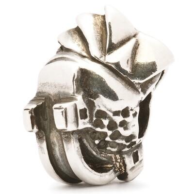 Trollbeads zilveren kraal haven Sydney TAGBE-40018 - AS11407