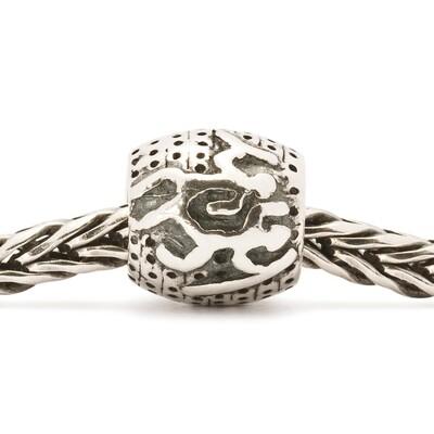 Trollbeads zilveren kraal Aboriginal TAGBE-20032 - AS11210