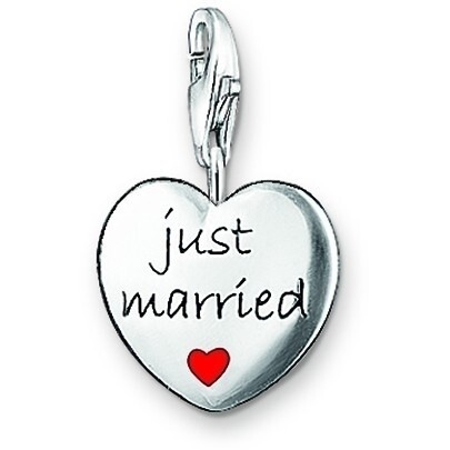 Thomas Sabo Charm 0674 just married
