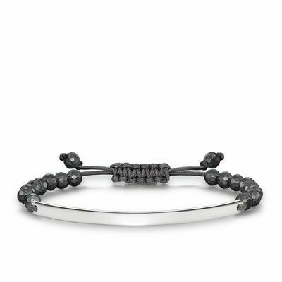 Thomas Sabo armband Love Bridge LBA0002 grijs