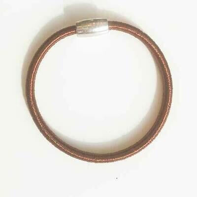 Dalia armband bruin