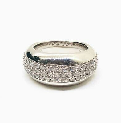 Ring 83049 zilver
