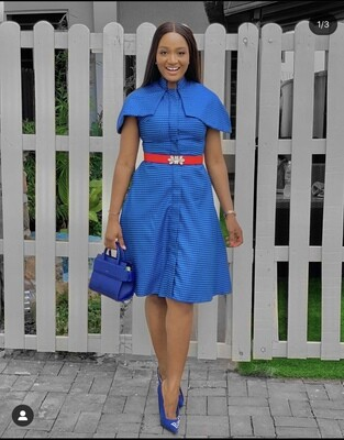 Powede Lady Biba Dress