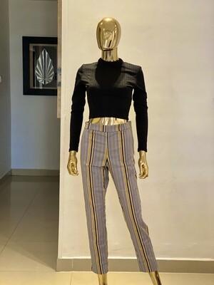 Powede Stripped H&M Pants
