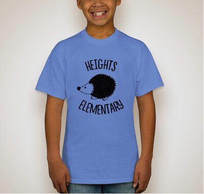 Child Size T-shirts: Multiple Colors Available