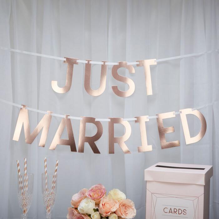 """Slinger """"Just Married"""""""