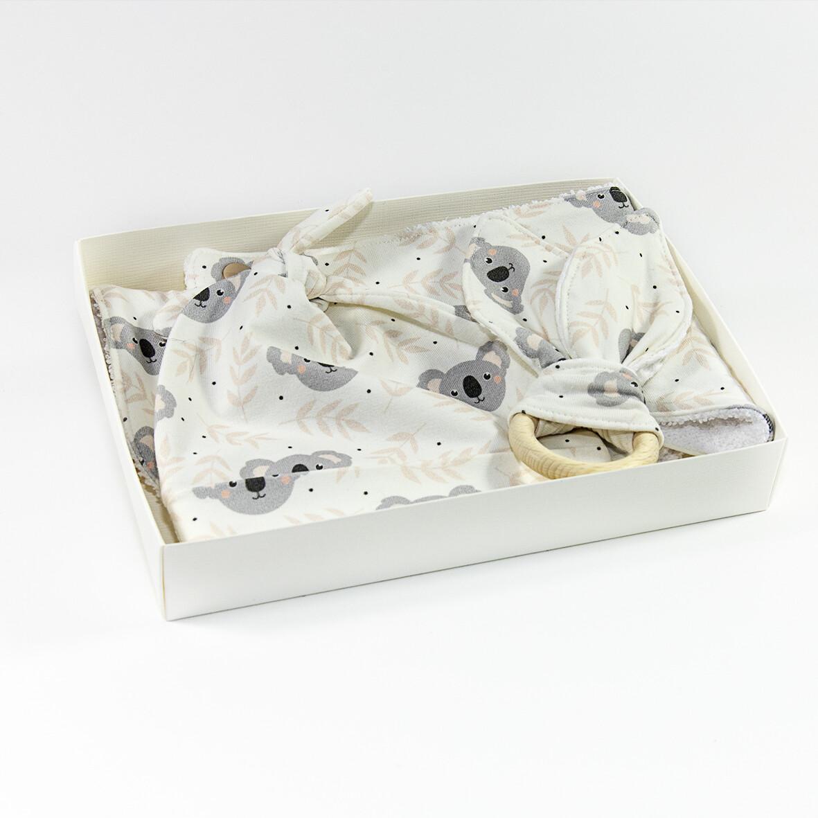Kraampakket Koala roos (muts)