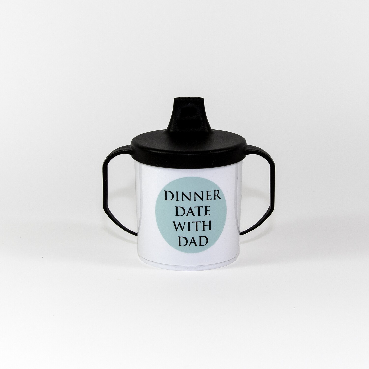 "Beker ""dinner date with dad"" (mint)"