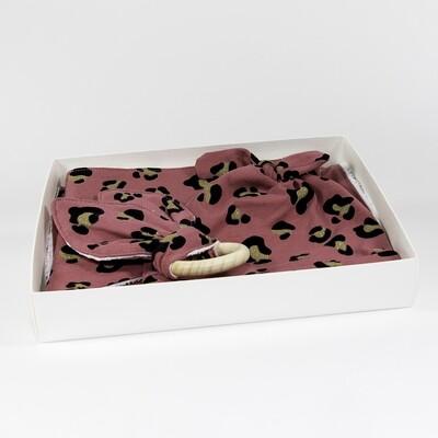 Kraampakket Luipaardprint (muts)