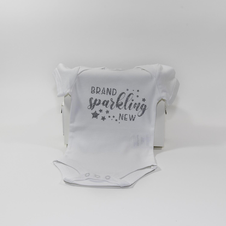 "Body ""Brand sparkling new"""