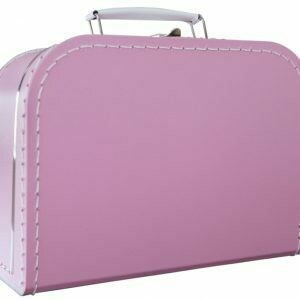 Koffertje met opdruk (leeg)