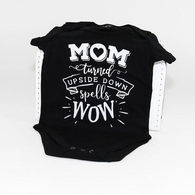 "Body ""Mom upside down"""
