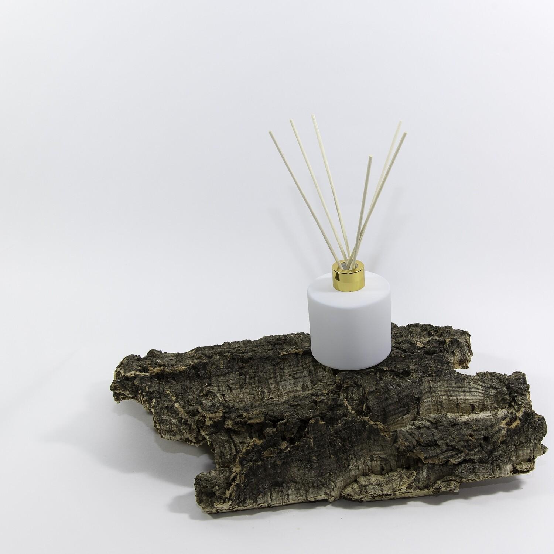 Parfumflesje (200 ml) met geurstokjes