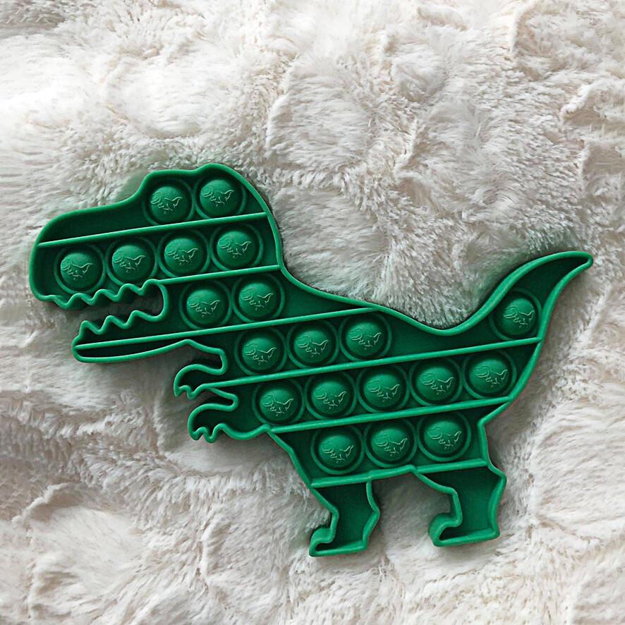 Pop-it - Dino Groen