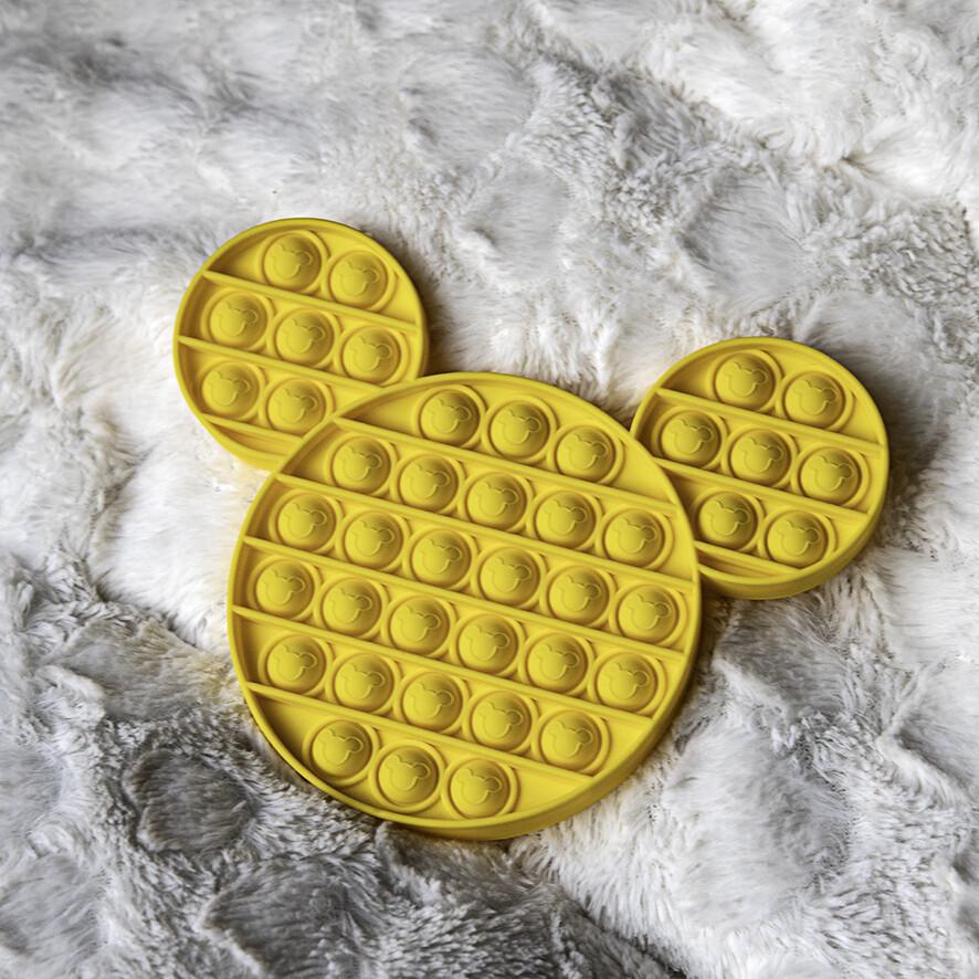 Pop-it - Mickey Geel