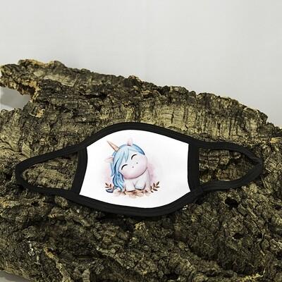 Mondmasker Kind - Unicorn