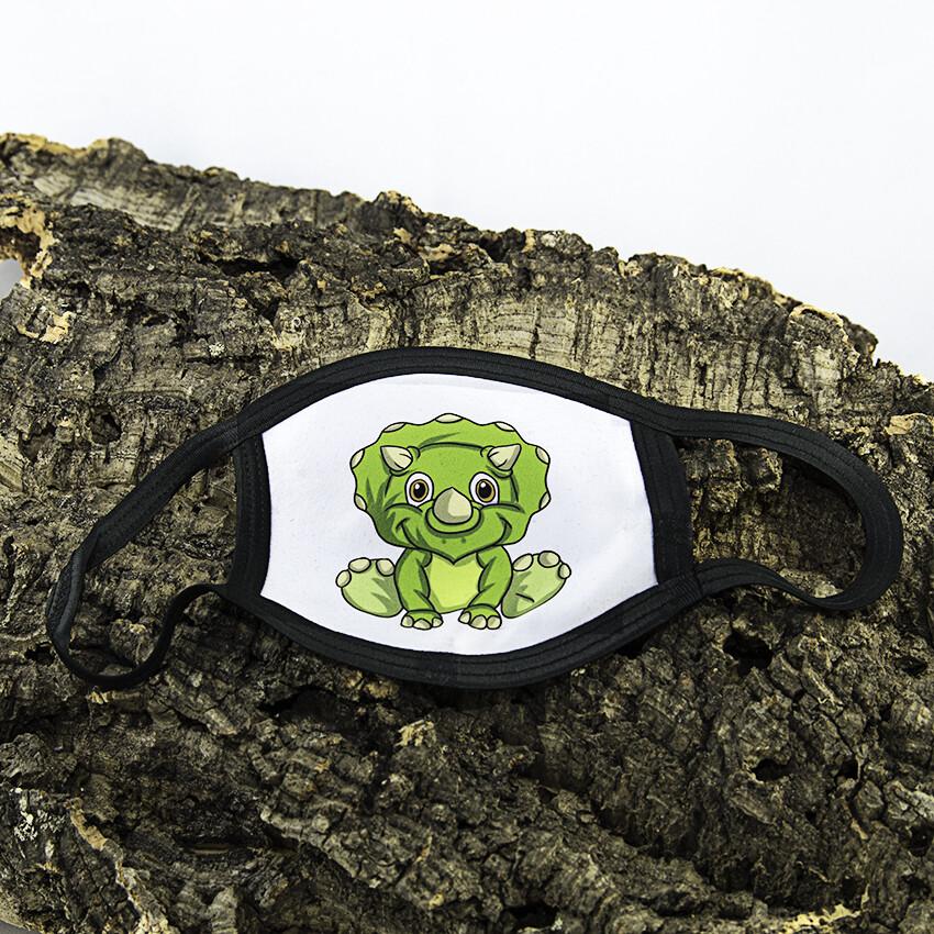 Mondmasker Kind - Dino