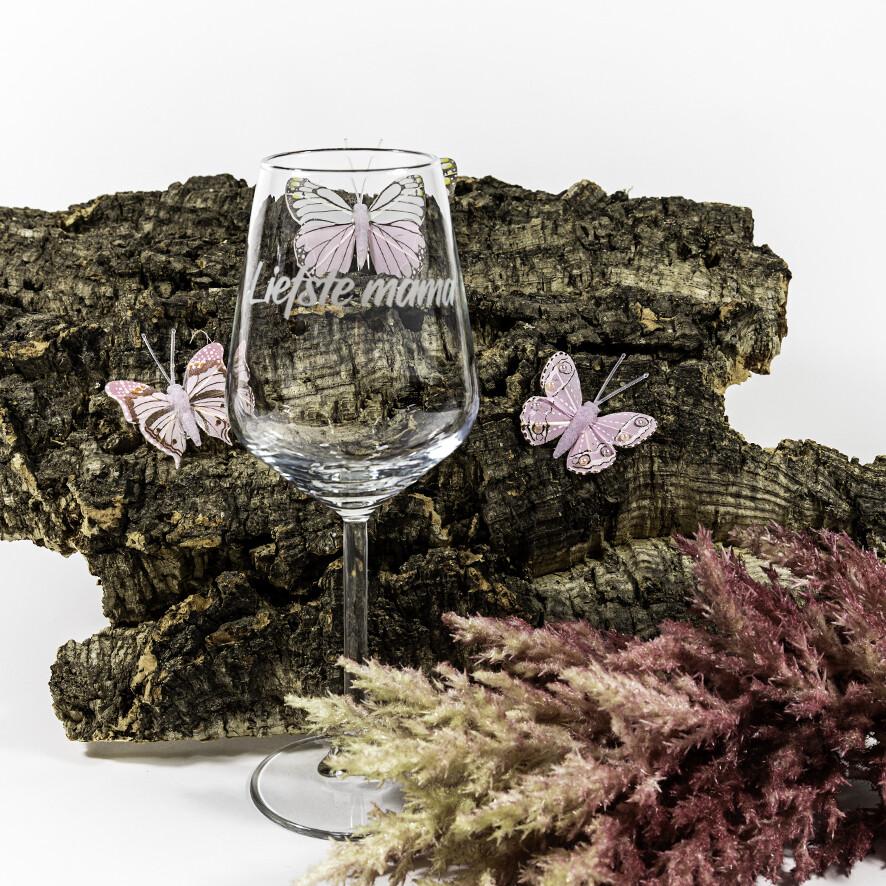 Wijnglas - gepersonaliseerd