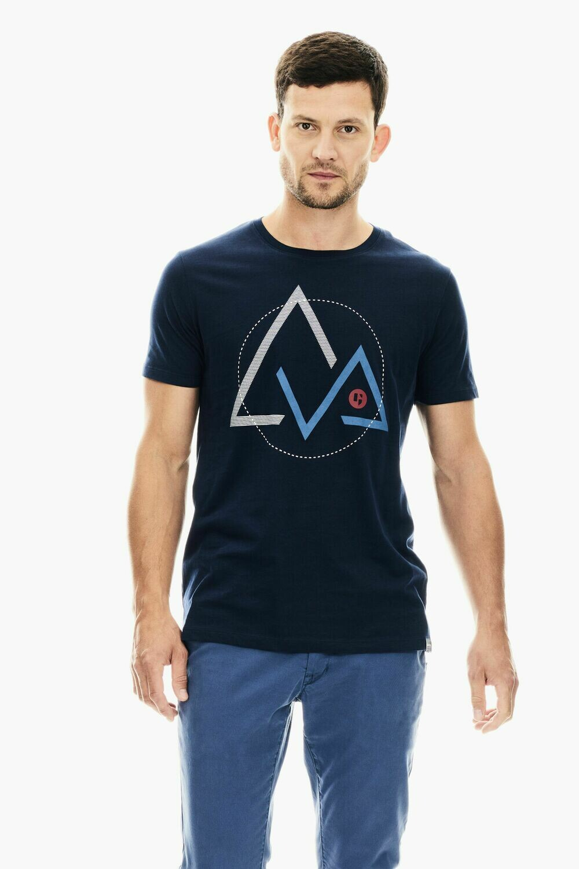 T-shirt triangle (Verkrijgbaar in 2 kleuren)