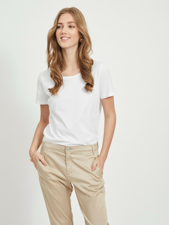 ViSus O-neck t-shirt (Verkrijgbaar in 4 kleuren)