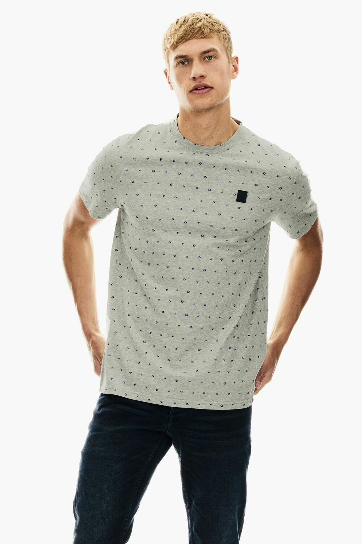 Men's T-shirt Grey Melee