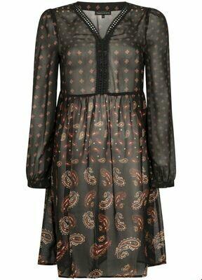 dress dark bohemian