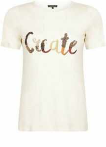 T-SHIRT CREATE WHITE
