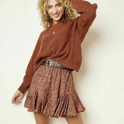 Skirt animal fever