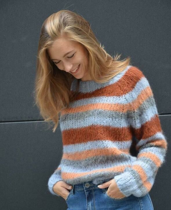 pull ISWEL STRIPE