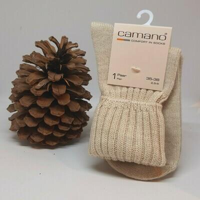 Camano sokken met wol Birch