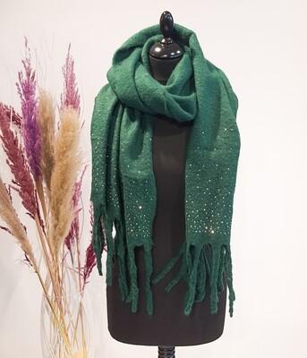 Sjaal met strass